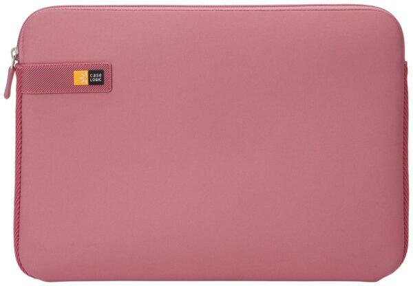 """HUSA CASE LOGIC notebook 16″, spuma Eva, 1 compartiment, roz, """"LAPS116/3203751"""""""