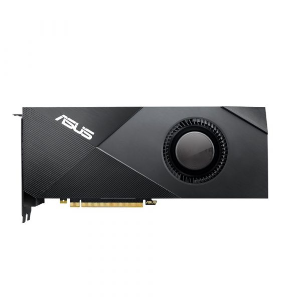 Placa video ASUS NVIDIA GeForce RTX 2070, TURBO-RTX2070-8G, PCI-E 3.0, 8GB GDDR6, 256 bit, CUDA Core: 2304, OC Mode – GPU Boost Clock: 1650MHz, GPU Base Clock: 1410MHz, Gaming Mode (Default) – GPU Boost Clock: 1620MHz