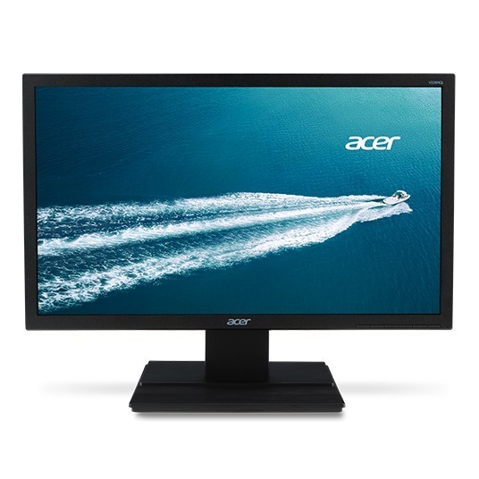 "MONITOR ACER 21.5″, home or office, TN, Full HD, 1920 x 1080 60 Hz Wide, 200 cd/mp, 5 ms, VGA | DVI, ""UM.WV6EE.B04"""