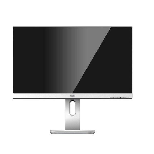 "MONITOR AOC 24″, home, office, IPS, Full HD+ (WUXGA) (1920 x 1200), Wide, 300 cd/mp, 4 ms, VGA, DVI, HDMI, DisplayPort, ""X24P1/GR"" (include TV 5 lei)"
