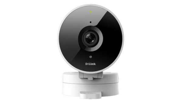"CAMERA IP D-Link, stand, pt. interior, dist. IR 5 m, tip lentila fixa 2.55 mm, 1 Mpx, wi-fi | Bluetooth, microfon da, PoE nu, carcasa plastic, slot SD card da, ""DCS-8010LH"""