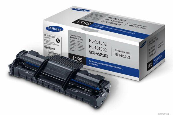 "Toner WB Black, ML-1610D2/MLT-D119S-WB, compatibil cu Samsung ML-1610|1615|2010|2015|2510|2570|2571|SCX-4521|4321|Dell 1100|1110|Xerox Ph 3117|3124|3122|3125, 2K, incl.TV 0.8 RON, ""ML-1610D2/MLT-D119S-WB"""