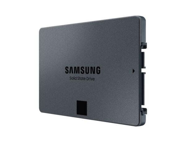"SSD SAMSUNG, 860 Qvo, 1 TB, 2.5 inch, S-ATA 3, V-Nand 4bit MLC, R/W: 550/520 MB/s, ""MZ-76Q1T0BW"""