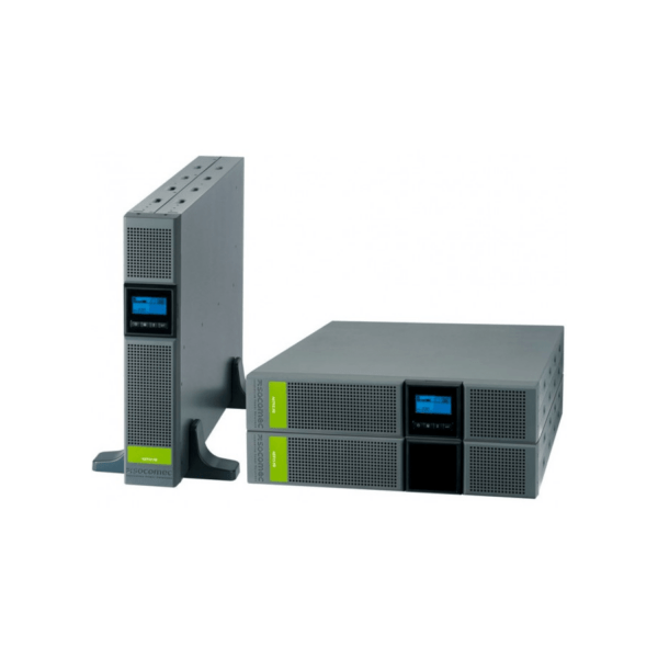"UPS SOCOMEC Line Int. cu Sinusoida Pura, rack/tower, 1700VA/ 1350W, AVR, 8 x socket IEC, display LCD, 3 x baterie 36V/9Ah, Backup 6 min, incarcare 8h, USB, RS232, combo RJ45, tower/rack 2U,""Netys PR RT 1700VA""""NPR-1700-RT""(incl. timbru verde 4 lei)"