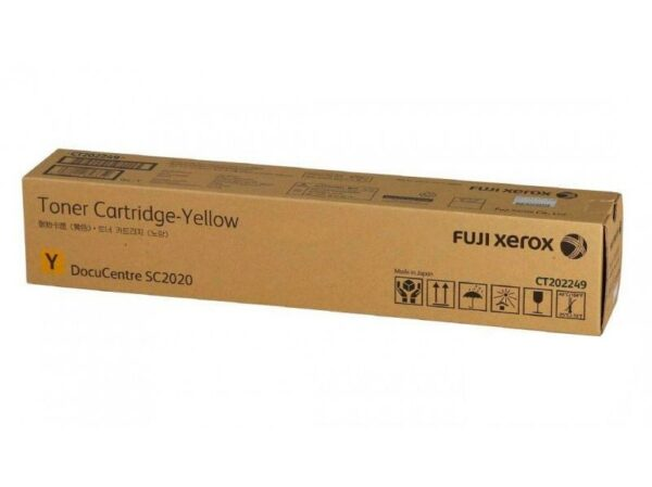 "Toner Original Xerox Yellow, 006R01696, pentru Docu Centre SC2020, 3K, incl.TV 0.55RON, ""006R01696"""