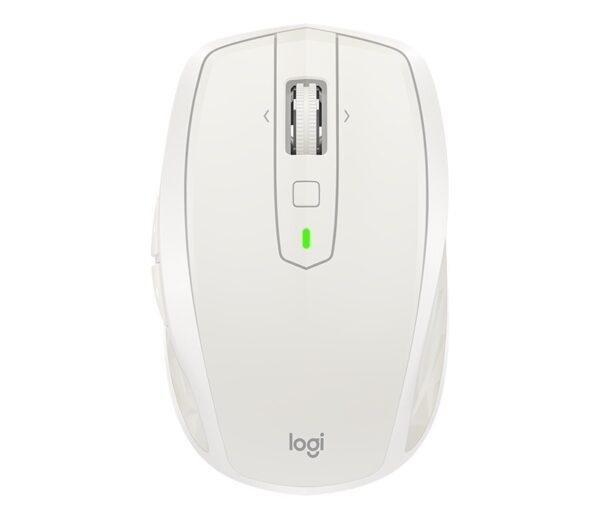 "MOUSE LOGITECH PC sau NB, wireless, Bluetooth, laser, 4000 dpi, butoane/scroll 7/1, gri, Unifying Receiver, ""MX Anywhere 2S"" ""910-005155"""