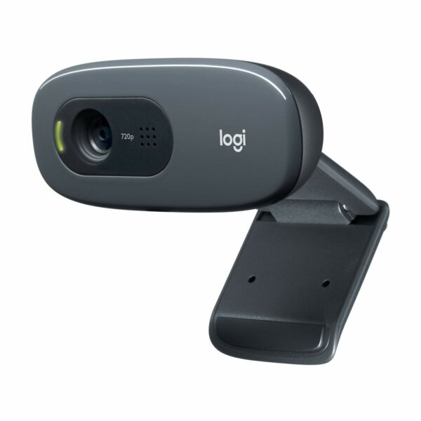 "CAMERA web LOGITECH C270, HD 720 rez 1280 x 720, USB 2.0, microfon, negru, ""960-001063"" (include TV 0.15 lei)"