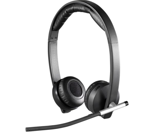 "CASTI LOGITECH, Wireless & USB Headset ""H820e"" ""981-000517"""
