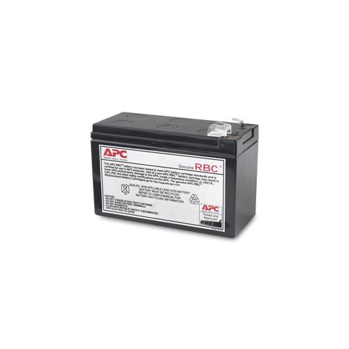 "ACUMULATOR UPS APC pentru BX650CI, BX650CI-GR, BR550GI ""APCRBC110"""