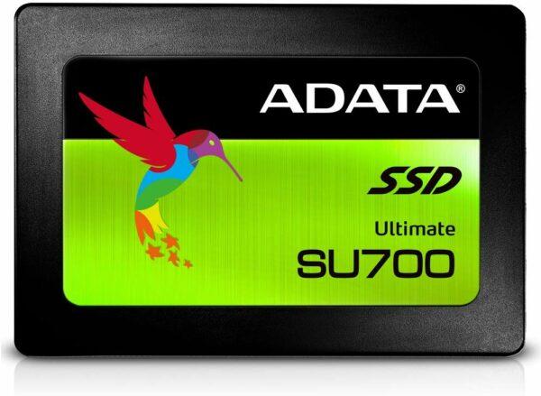 "SSD ADATA, Ultimate SU700, 240 GB, 2.5 inch, S-ATA 3, 3D TLC Nand, R/W: 560/520 MB/s, ""ASU700SS-240GT-C"""