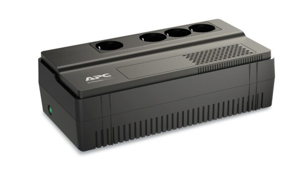 UPS APC BV800I-GR 800 450 Watts | 800 VA | Wave form type Simulated sinewave | Topology LineInteractive | Phase 1 phase | Input ports Schuko CEE 7/7P | 4xOutput Power Connectors Quantity (battery backup)