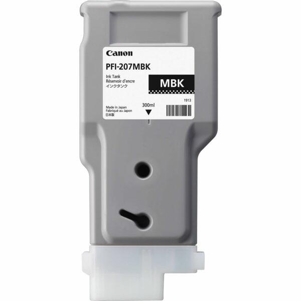 "Cartus Cerneala Original Canon Matte Black, PFI-207MB, pentru IPF 680|685|770|780|785, , incl.TV 0.11RON, ""CF8788B001AA"""