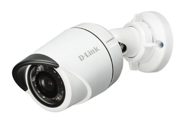 "CAMERA IP D-LINK wired de exterior, senzor 5Mp CMOS, rez. video 2592×1944 pana la 15fps, Night & Day, slot microSD, detectie miscare, seria Vigilance, boxa, PoE Mini Bullet, ""DCS-4705EV"""