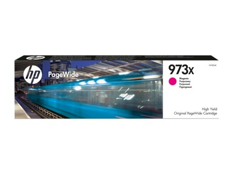"Cartus Cerneala Original HP Magenta, nr.973x, pentru PageWide Pro 452|Pro 477, , incl.TV 0.11RON, ""F6T82AE"""