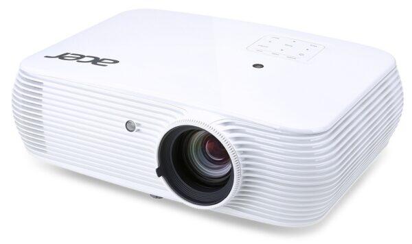 "PROIECTOR ACER , lampa OSRAM, 4000 lumeni, rezolutie Full HD (1920 x 1080), contrast 20.000 : 1, VGA x 3, HDMI x 2, Retea RJ-45, USB 2.0, Audio RCA, mini-jack,boxe, ""MR.JQN11.001"""