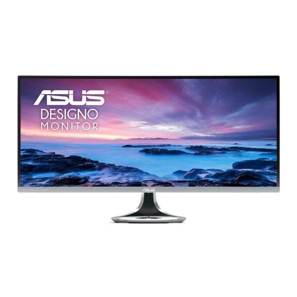 """MONITOR LG 34″, gaming, VA, UWQHD, 3440 x 1440 60 Hz Ultra Wide   curbat, 300 cd/mp, 4 ms, HDMI x 3   DisplayPort, boxe, 3.5 mm Jack """"MX34VQ"""""""