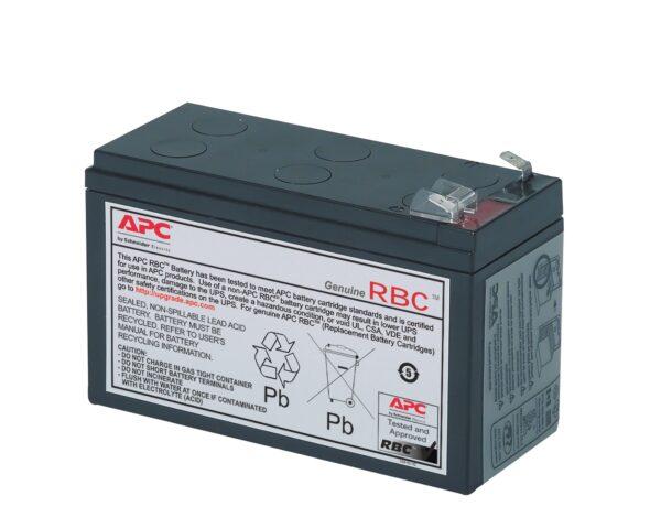 "ACUMULATOR UPS APC pentru BE700-GR, BE700G-GR, BK650I ""RBC17"""