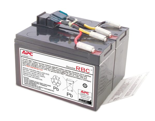 """ACUMULATOR UPS APC pentru SMT750I, SUA750I """"RBC48"""""""