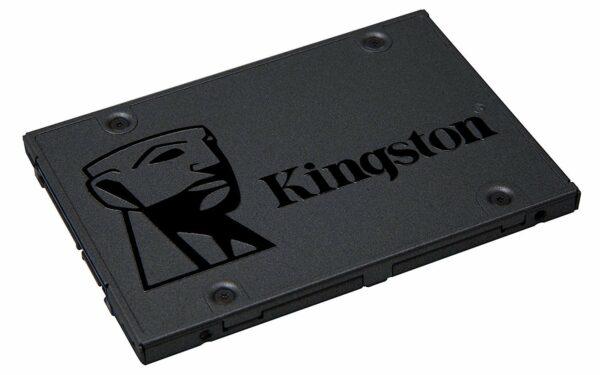 "SSD KINGSTON 2.5″ SATA3 480GB, TLC, ""SA400S37/480G"""