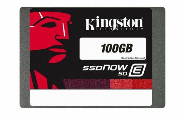 """SSD KINGSTON 2.5″ SATA3 100GB, MLC, """"SE50S37/100G"""""""