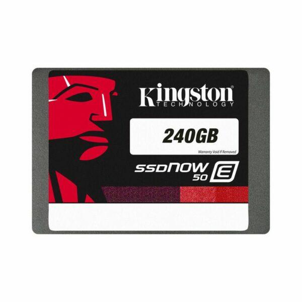 """SSD KINGSTON, E50S, 240 GB, 2.5 inch, S-ATA 3, 3D MLC Nand, R/W: 550/530 MB/s, """"SE50S37/240G"""""""
