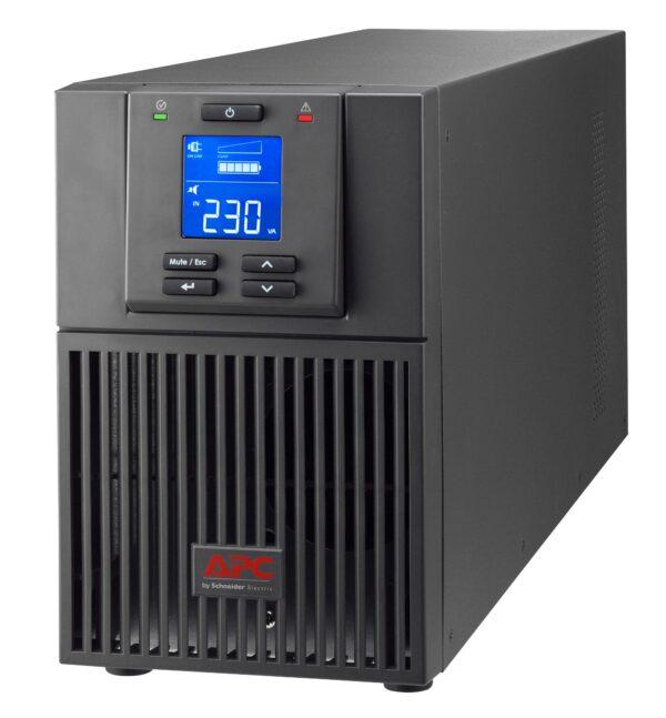 """UPS APC, """"Smart-UPS RV"""", Online cu sinusoida pura, mini tower, 1000VA/800W, AVR, IEC x 3, display LCD,""""SRV1KI"""""""