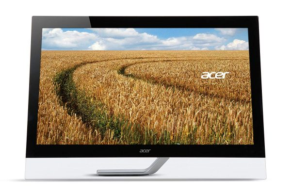 "MONITOR ACER 23″, home or office | touchscreen, IPS, Full HD, 1920 x 1080 60 Hz Wide, 300 cd/mp, 5 ms, VGA | HDMI, boxe, USB 3.0 ""UM.VT2EE.A01"""