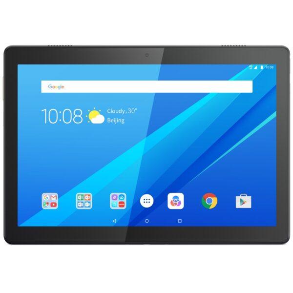 "TABLETA LENOVO, ""TAB M10, TB-X605F"" 10.1 inch, 32 GB, 3 GB memorie, Android v8.0, Wi-Fi, Cellular Data, Bluetooth, GPS, Jack 3.5 mm, USB-C, ""ZA480043BG"""