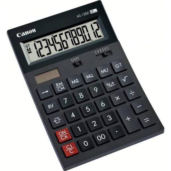 Calculator de birou CANON AS-1200 BE4599B001AA CANON