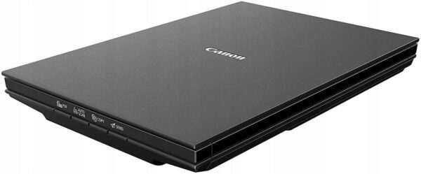SCANNER Flatbed CANON, LIDE 300, Rez. 2400×4800 dpi, Rez. 2400 dpi, USB 2.0, Paper format and size(mm) A4/210 C- 297, Colour Black,