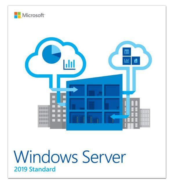 "LICENTA server MICROSOFT, tip Server 2019 pt server, 64 biti, engleza, valabilitate forever, utilizare Business, ""P73-07788"""
