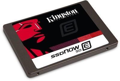 """SSD KINGSTON, E50S, 480 GB, 2.5 inch, S-ATA 3, 3D MLC Nand, R/W: 530/500 MB/s, """"SE50S37/480G"""""""