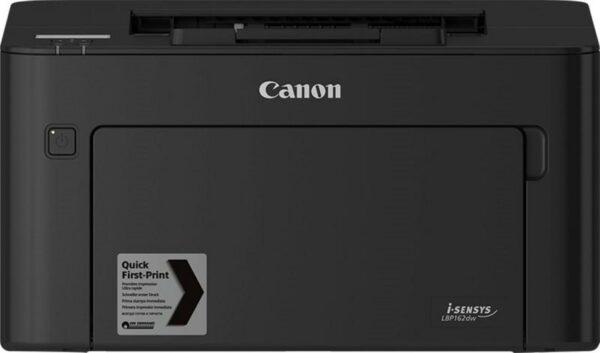 "Imprimanta Laser Mono Canon LBP162DW, A4, Functii: Impr., Viteza de Printare Monocrom: 28ppm, Viteza de printare color: , Conectivitate:USB Ret WiFi, Duplex:Nu, ADF:Nu(incl.TV 10RON) ""2438C001AA"""