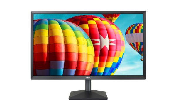 "MONITOR LG 23.8″, gaming, IPS, Full HD (1920 x 1080), Wide, 250 cd/mp, 5 ms, VGA, HDMI, ""24MK430H-B.AEU"" (include TV 5 lei)"