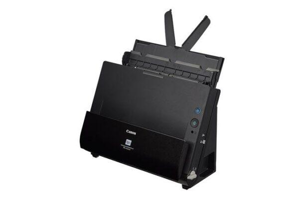 "Scanner Canon DRC225II, dimensiune A4, tip sheetfed, viteza de scanare 25ppm alb-negru si color,50IPM, Duplex, rezolutie optica 600dpi, senzor CIS, ""3258C003AA"""