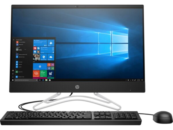 "All-in-One HP 200 G3 21.5 inch LED FHD (1920×1080), Intel Core i5-8250u (1.6 GHz, up to 3.4GHz, 6MB), video integrat Intel UHD Graphics, RAM 8GB DDR4 2133MHz (1x8GB), HDD 1TB 7200rpm, DVD+/-RW, Windows 10 Pro 64-bit ""3VA74EA"""