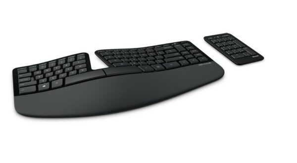 Tastatura Microsoft Wireless Sculpt Ergonomic Business 5KV-00005