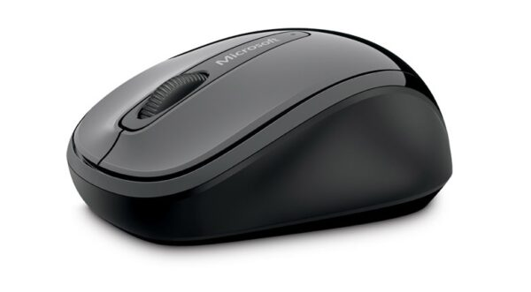 "MOUSE MICROSOFT PC sau NB, wireless, 2.4 GHz, optic, 1000 dpi, butoane/scroll 3/1, negru, ""Mobile 3500"" ""5RH-00001"""