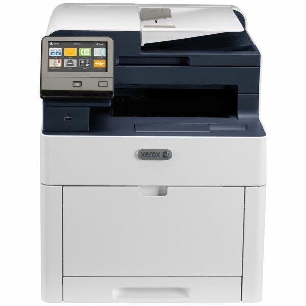 "Multifunctional Laser Color XEROX 6515DN, A4, Functii: Impr. Scan. Cop. Fax, Viteza de Printare Monocrom: 28ppm, Viteza de printare color: 28ppm, Conectivitate:USB Ret, Duplex:Da, ADF:ADF(incl.TV 12RON) ""6515V_DN"""