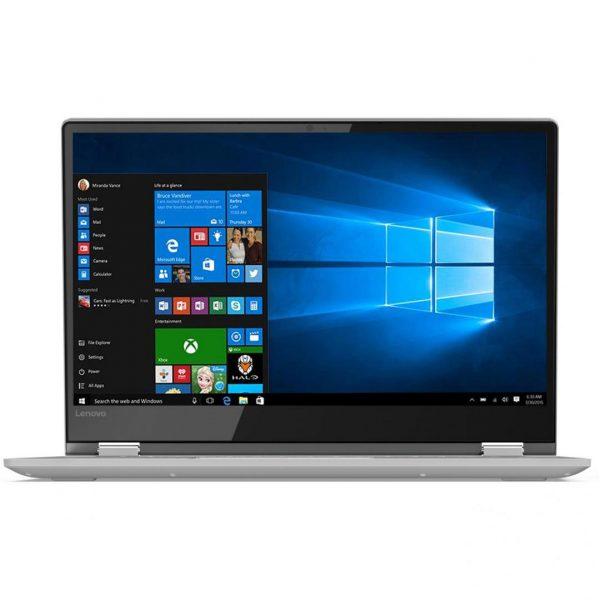 "Notebook Lenovo, 14″, i5 8250U, 8 GB DDR4 , Intel UHD 620, partajata, Windows 10 Home, 1.5 – 2.0 Kg, gri,""81EK009SRM"