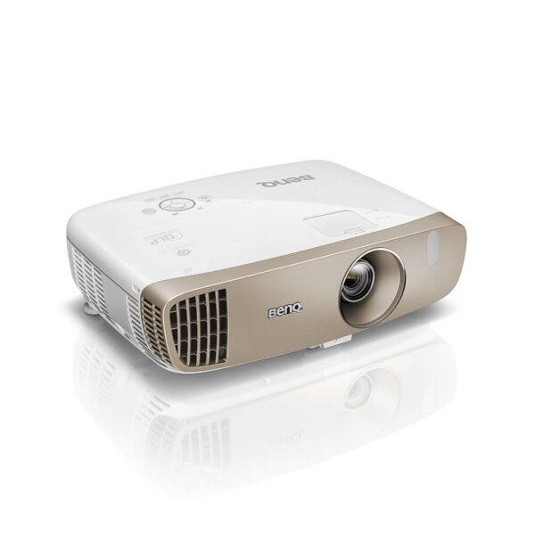 """PROIECTOR BENQ W2000, lampa nespecificat, 2000 lumeni, rezolutie Full HD (1920 x 1080), contrast 15.000 : 1, VGA, HDMI x 2, USB 2.0, USB 2.0 Mini-B, 3.5 mm mini-jack x 2, boxe, """"9H.Y1J77.17E"""""""
