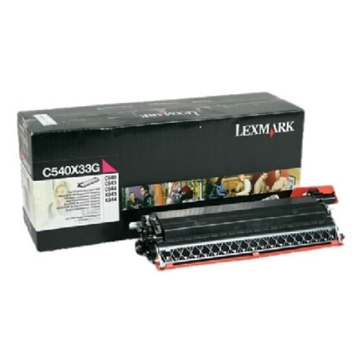 "Developer Unit Original Lexmark Magenta, C540X33G, pentru C540|C543|C544|X543|X544, 30K, incl.TV 0.8 RON, ""C540X33G"""