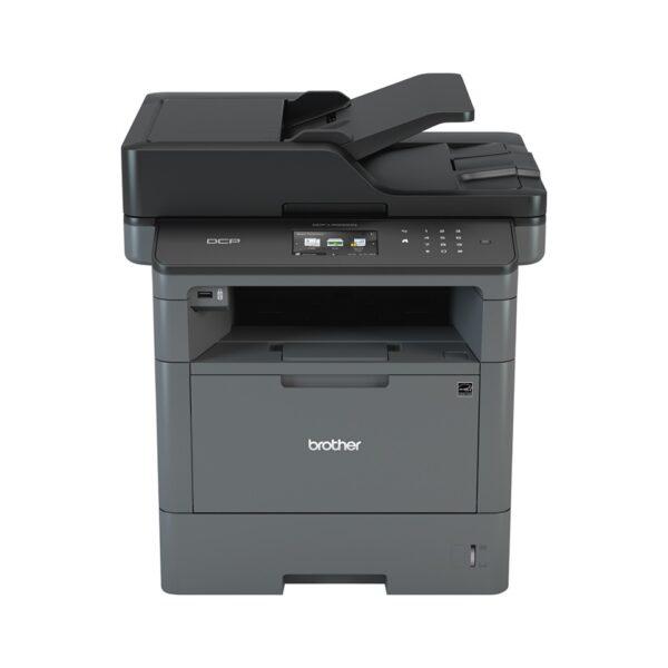 "Multifunctional Laser Mono BROTHER DCP-L5500DN, A4, Functii: Impr.|Scan.|Cop., Viteza de Printare Monocrom: 40ppm, Viteza de printare color: , Conectivitate:USB|Ret, Duplex:Da, ADF:ADF(incl.TV 8RON) ""DCPL5500DNYJ1"""