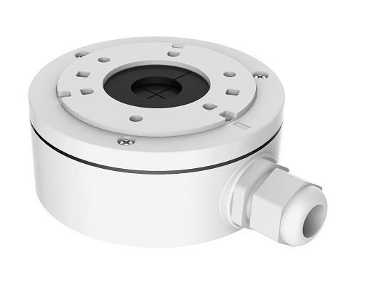 """DOZA conexiuni HIKVISION, pentru camere video, material aluminiu; dimensiuni: 100 x 43.2 x 129mm, greutate: 320g, """"DS-1280ZJ-XS"""""""