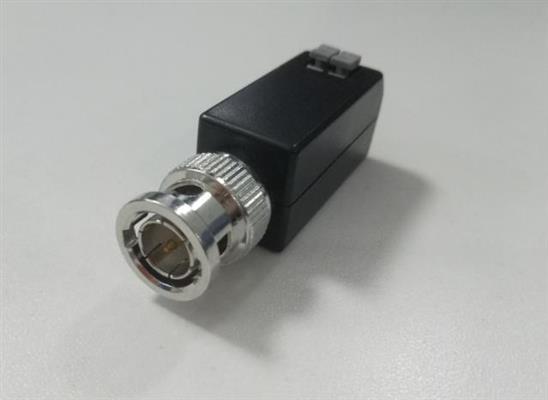 "VIDEO BALUN HIKVISION, pasiv, TurboHD, pereche, semnal: HDTV, cablu: UTP, distanta: 250m, ""DS-1H18"""