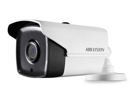"Camera de supraveghere Hikvision Turbo HD Bullet, DS-2CE16D0T-IT3F (2.8mm); HD1080p, 2MP CMOS Sensor, 2 pcs EXIR LEDs, 40m IR, Outdoor EXIR Bullet, ICR, 0.1 Lux/F1.2, 12 VDC, Smart IR, DNR, IP66, 2.86mm Lens, ""DS-2CE16D0T-IT3F28"""