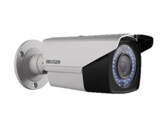 """Camera de supraveghere Hikvision Turbo HD IR Array Bullet, DS-2CE16D0T- VFIR3E(2.8-12mm); 2MP; HD1080P @25fps,EXIR 2.0, 40m IR,0.01 Lux/F1.2, Built- in PoC, IP66, 2.8~12mm Lens, FOV: 105.2oto 32.8o, 2 MP CMOS image sensor; """"DS-2CE16D0T-VFIR3E"""""""