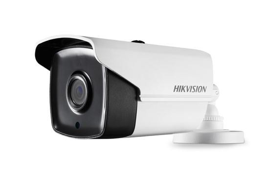 "Camera de supraveghere Hikvision Turbo HD Bullet DS-2CE16D8T-IT5E (3.6mm); HD1080P, 0.005 Lux/F1.2, EXIR, 80m IR, built-in POC, OSD Menu, True WDR, IP67, 3.6mm Lens, 2MP Smart FSI CMOS Sensor ""DS-2CE16D8T-IT5E36"""