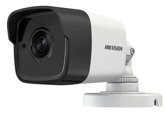 "Camera de supraveghere Hikvision Turbo HD Outdoor Bullet, DS-2CE16H0T- ITE(2.8mm); 5MP;xxxxFixed Lens: 2.8mm; 5MP@20fps, 4MP@25fps(P)/30fps(N) (Default), EXIR, 20m IR, Outdoor EXIR Bullet, ICR, 0.01 Lux/F1.2, 12 VDC/built-in PoC ""DS-2CE16H0T-ITE2.8"""