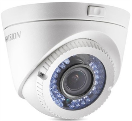 "Camera supraveghere Hikvision Dome TurboHD DS-2CE56D0T-VFIR3F 2.8-12mm;2MP; 1080P; Rezolutie: 1920(H) x 1080(V)@25fps; Lentila varif ocala 2.8-12mm; Unghi vizualizare: 102.25xxxx-32xxxx; Distanta IR: smart IR pana la 40m; ""DS-2CE56D0T-VFIR3F"""
